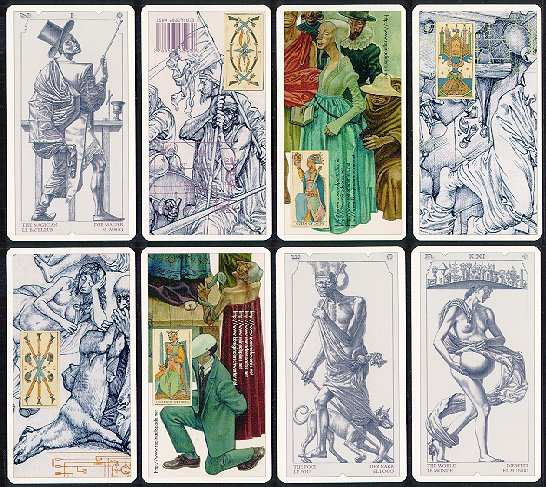 The Tarot of the III Millennium